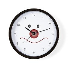 Happy Chops Wall Clock