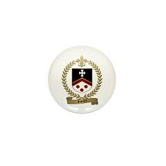 RIVARD Family Crest Mini Button (10 pack)