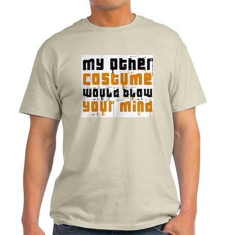 Halloween Costume Ash Grey T-Shirt