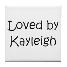 Unique Kayleigh Tile Coaster