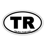 Tub Run, Yough Lake Oval Sticker