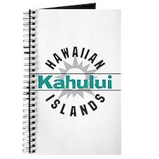 Kahului Maui Hawaii Journal