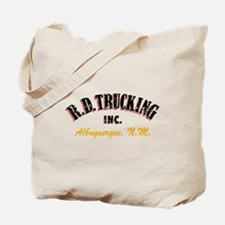 R.D. Trucking 2 Tote Bag