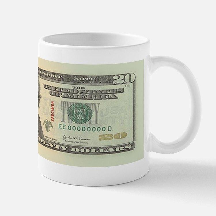 20dollarbill Mugs
