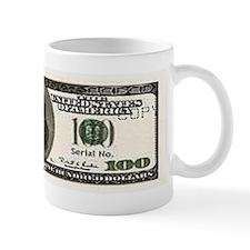 $100 Mug