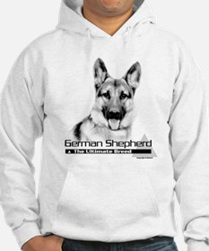 GSD - My kind of dog Jumper Hoody