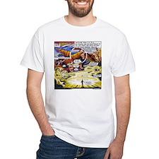 'Final Adventures' T-Shirt with Backprint