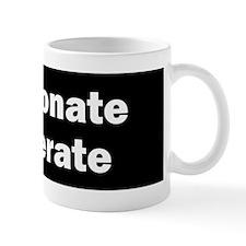 Passionate Moderate Mug