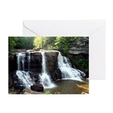 Blackwater Falls Greeting Cards (Pk of 20)
