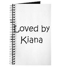 Cute Kiana Journal