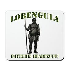 Lobengula Bayethe Mousepad
