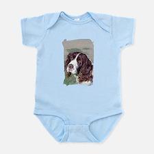 Spaniel Infant Bodysuit