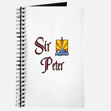 Sir Peter Journal