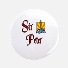 """Sir Peter 3.5"""" Button"""