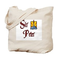 Sir Peter Tote Bag