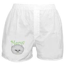 Meow Kitty Boxer Shorts