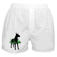 Size Does Matter Dane Boxer Shorts