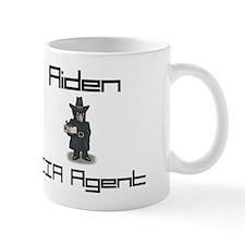 Aiden - CIA Agent Mug