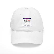 """Bad Ideas"" Baseball Cap"