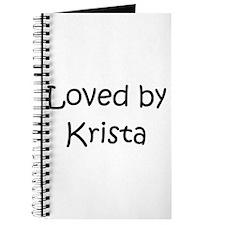 Unique Krista Journal
