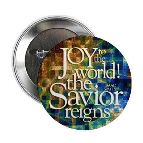 "Christmas Hymn 2.25"" Button (10 pack)"