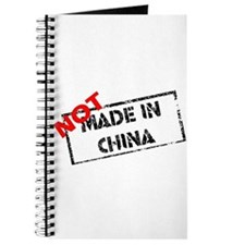 NOT MADE IN CHINA Journal