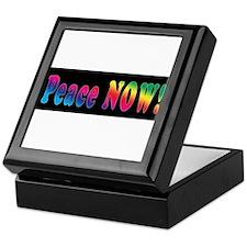 PEACE NOW! Keepsake Box