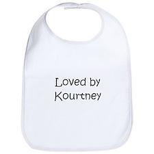 Cute Kourtney Bib