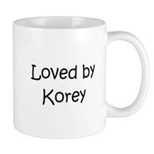Unique Korey Mug