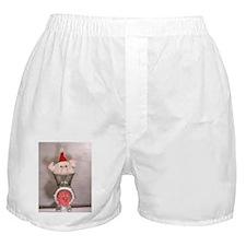 Processing Santa Boxer Shorts