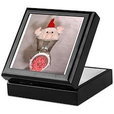 Processing Santa Keepsake Box