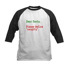 Santa Define Naughty Tee