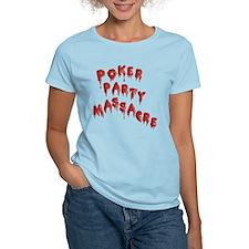 Poker Party Massacre T-Shirt
