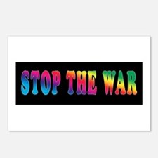 Stop the WAR! Postcards (Package of 8)
