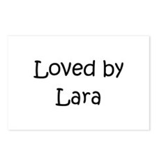 Funny Lara Postcards (Package of 8)