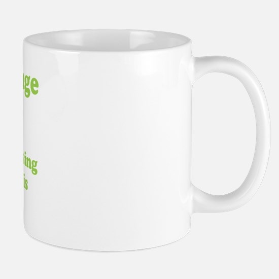 Climate Change is a hoax - EXPLOSION Mug