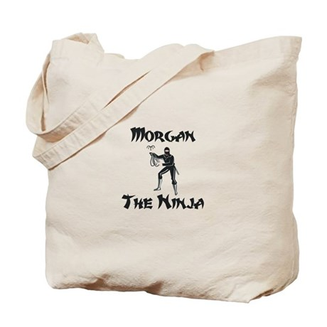 Morgan - The Ninja Tote Bag