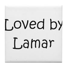 Unique Lamar Tile Coaster