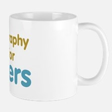 Geography is for Losers Mug
