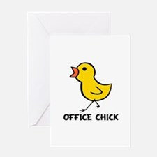 Chick Greeting Card