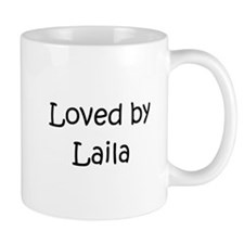 Funny Laila Mug