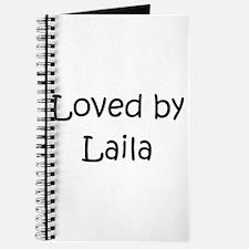 Cute Laila Journal