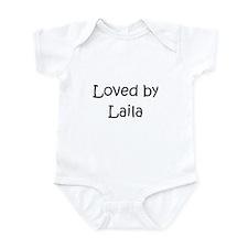 Cute Laila Infant Bodysuit