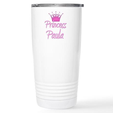Princess Paula Stainless Steel Travel Mug