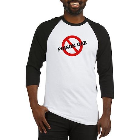 Anti Poison Oak Baseball Jersey