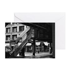 Below the El Greeting Cards (Pk of 10)