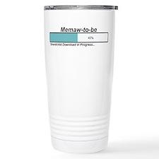 Download Memaw to Be Travel Mug