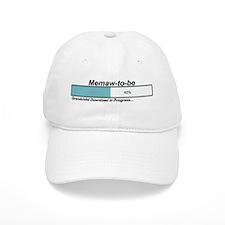 Download Memaw to Be Baseball Cap