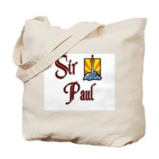 Sir Paul Tote Bag