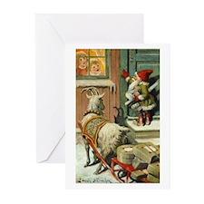 God Jul Greeting Cards (Pk of 20)